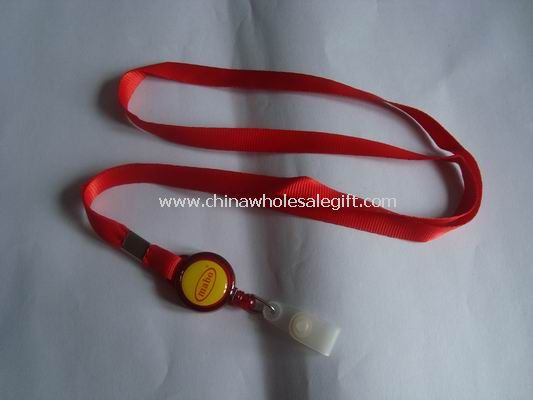 Lanyard with Badge Reel