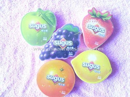 Fruit Shaped Compressed Magic Towel