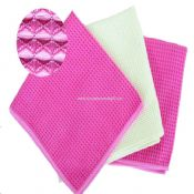 Microfiber Waffle Cleaning Towel images