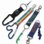 Nylon Lanyard with Carabiner images