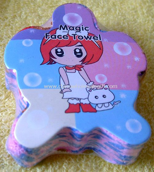Magic Face Towel