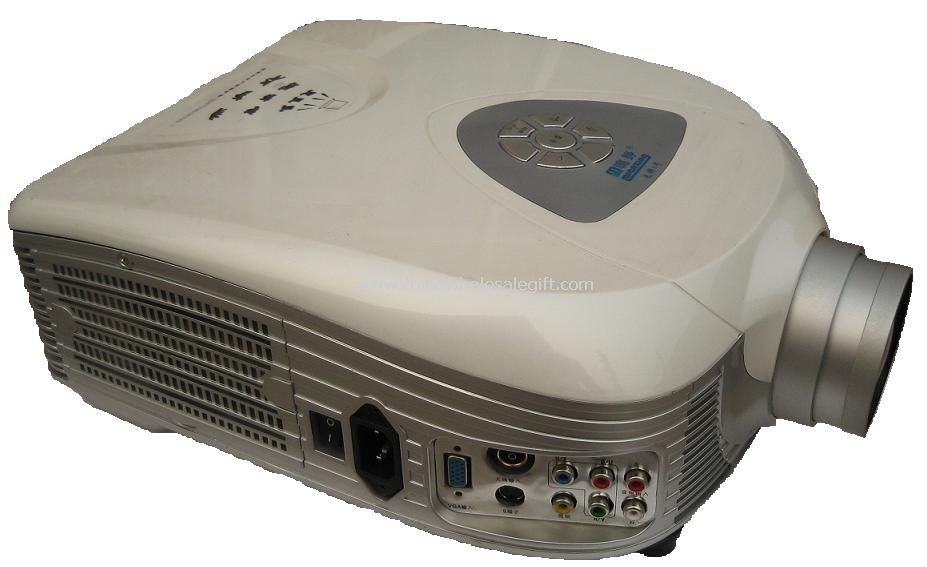 1600 lumen LCD Projector