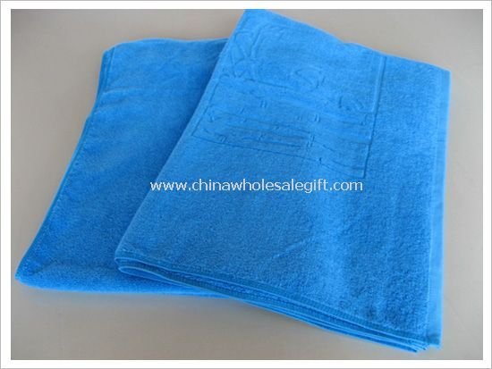 Natural Original Bamboo Fiber and Bath Towels