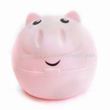 Cartoon Pig Coin Bank