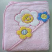 Baby Hooded Towel images