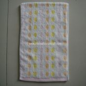 Semi-Twistless Jacquard Hand Towel images