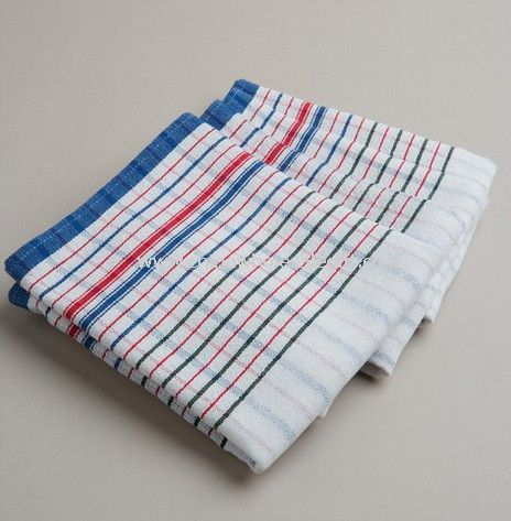 Yarn Dyed Hand Towel