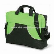 Conference Bag with Adjustable Shoulder Strap Phone Pouch and Front Zipper Pocket images