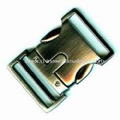 Nickel-free Plated Metal Belt Buckle Made of Zinc Alloy images