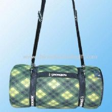 Picnic Blanket with Nylon Webbing Strap and Metal Buckles images