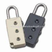 Portable Combination Locks for Luggage Bags, Travel Bags and Briefcases images