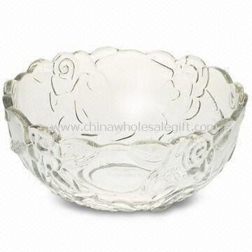 Crystal Glass Fruit/Candy Bowl
