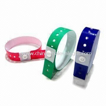 Hospital ID Wristbands for Promotional Gifts