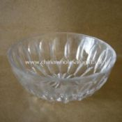 Crystal Clear Plastic Salad Bowl images