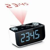 AM/FM Jumbo LCD Projection Clock Radio with Digital Tuning and Rotating Lens images