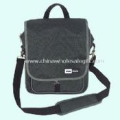 Fashionable Computer Bag with Business Organizer Under Front Lip images
