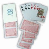 PVC Playing Cards with Standard Printing images