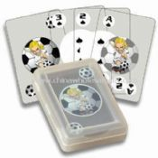 Waterproof PVC Playing Cards images