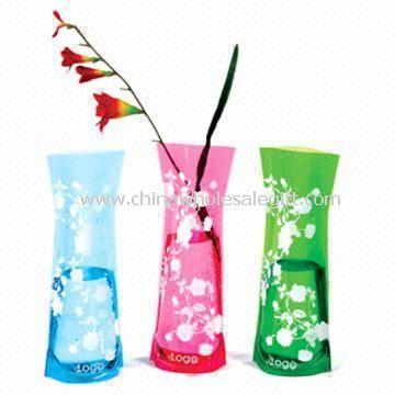 Logos PVC Vase