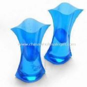 Foldable Vases Made of ATBC/PVC images