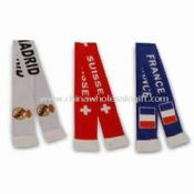 Acrylic Football Scarves images