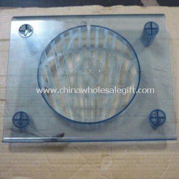 Acrylic Laptop Cooling Pad