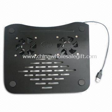 Laptop Cooling Pad without Light Indicator Made of Aluminum