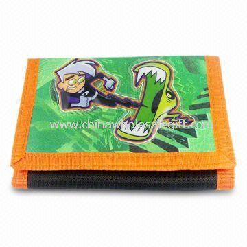 Childrens Mini Wallet and Printed Card Holder