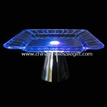 Flashing Tray with LED Lighting Function