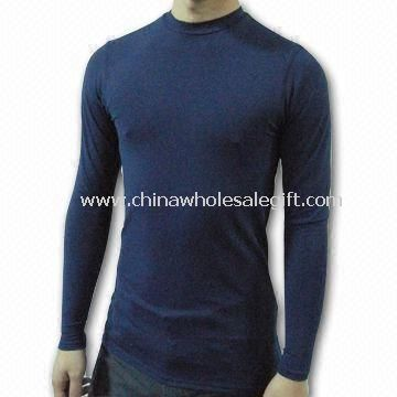 Bamboo T-shirt Compliant with Oeko-Tex 100 Standard