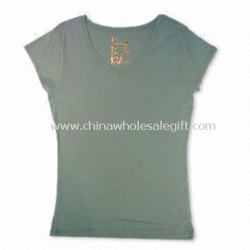 Womens T-shirt Made of 100% Bamboo
