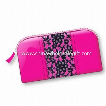 600D Fashionable Womens Wallet with Zipper