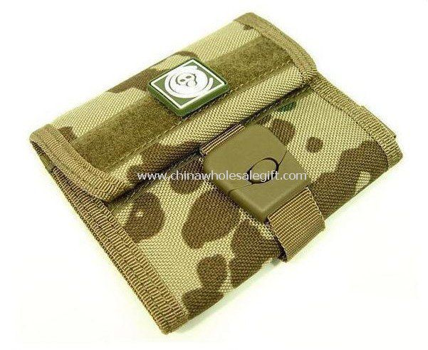 Fashion military wallet