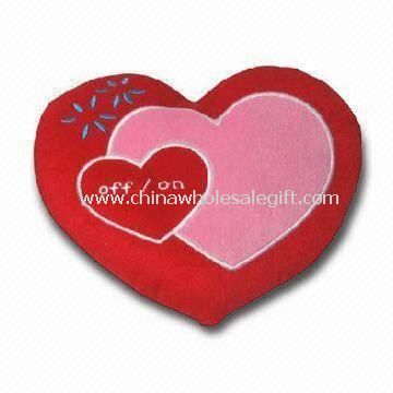 Heart-shaped CD Wallet for Home and Car Use