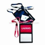 Neck Badge Wallet Suitable for Big Trade show images
