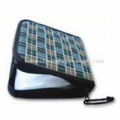 Nylon CD Bag with Zipper Closer images