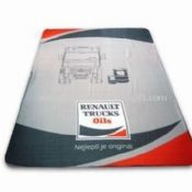 Printed Polar Fleece Blanket for Promotional Purposes images