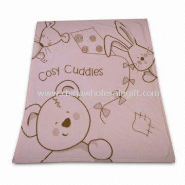 Printed Baby Blanket