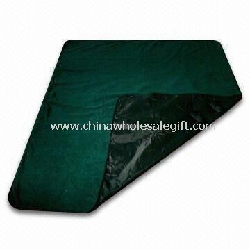 Waterproof Blanket with Two Layers Suitable for Picnic and Travel