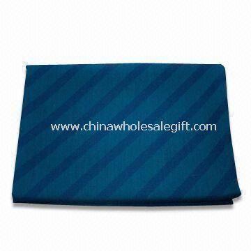 Woven Blanket with Soft Fleece Top and Waterproof Back