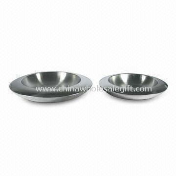 Double Wall Stainless Steel Trays