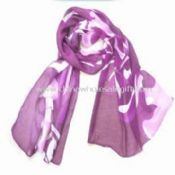Fashionable Long Scarf Made of 100% Cotton images