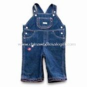 100% Cotton Childrens Jeans images