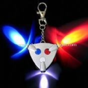 LED Keychain with Three Lights images