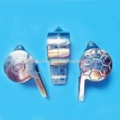Promotional Whistles Toy Made of Metal images