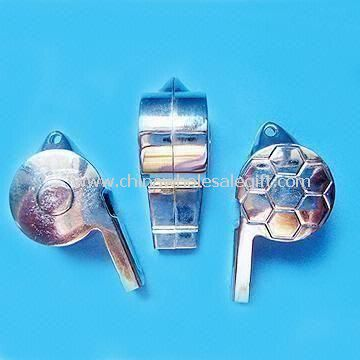 Promotional Whistles Toy Made of Metal