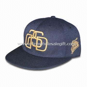 Baseball Cap, with 3D Embroidery