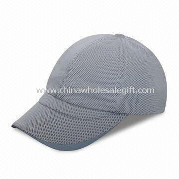 Baseball Cap Made of 100% Cotton with Six Panels