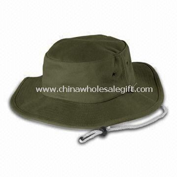 Bucket Hat with Embroidery Logo
