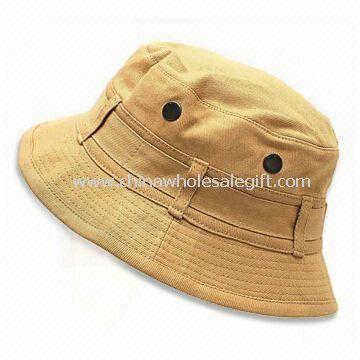 Cotton Twill Fisherman/Bucket Hat